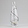 Vicke lindstrand, vas, glas. märkt kosta ls 665.