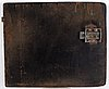 Sergei bugaev-afrika, iron door with text.