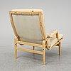 Bruno mathsson, 'ingrid high' easy chair, dux.