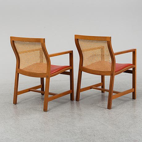 Rud thygesen & johnny sÖrensen, a set of 10 armchairs from 'kongeserien' botium.