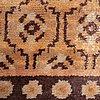 Konstfliten, a carpet, ca 303,5-306 x 190-193 cm, gothenburg the 1920's.