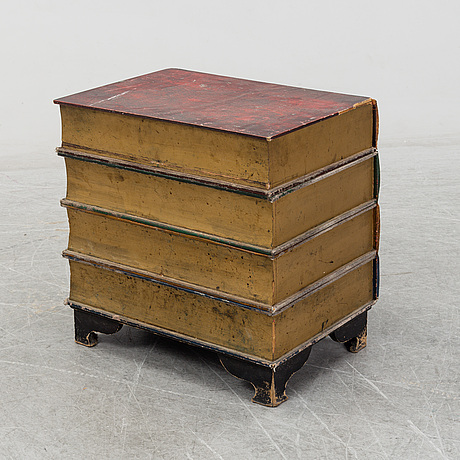 A second half of the 20th century box.