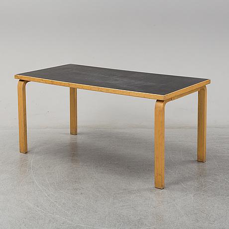 A table by alvar aalto.