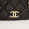 """Chanel, """"full flap bag"""", vÄska."""