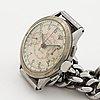 Breitling, chronomat, kronograf, armbandsur, 35 mm.
