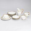 Rosenthal porcelain tableware, 60 pieces, different models, 1930s-40s.