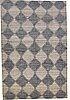 A carpet, flat weave, ca 304 x 200 cm.