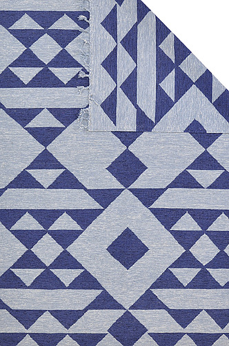 Matto flat weave, ca 300 x 207 cm.