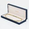 Bucherer, collier 18k guld.