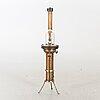 Golvlampa / utomhusbelysning, koppar, 1900-tal.