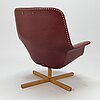 Carl gustaf hiort af ornÄs, a 1960s 'caravelle' armchair for puunveisto oy - wood work ltd.
