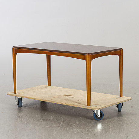 A 1950's/60's lounge table.