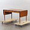 A bertil fridgahen bodafors, sweden 1950's/60's writing desk.