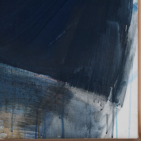 Claes eklundh, oil on canvas.