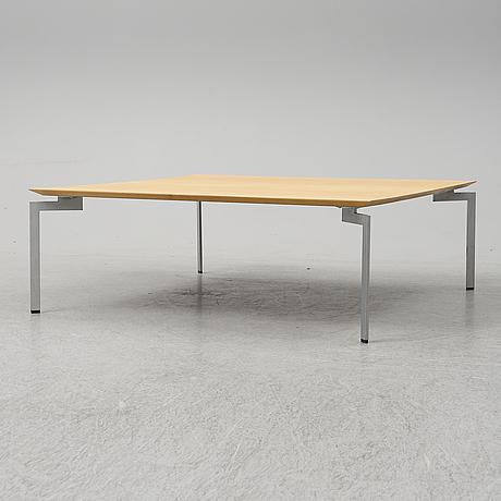 Ulla christiansson, a 'trippo' oak coffee table, karl andersson & söner, husqvarna.