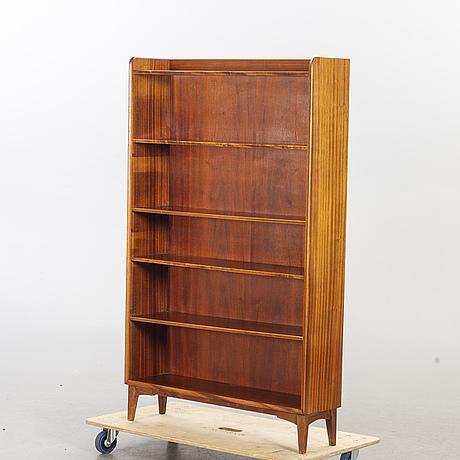 A mid 20th century book shelf.