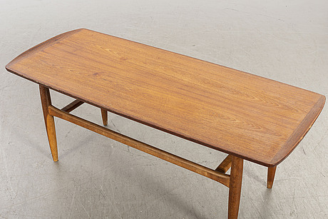 A mid 20th century danish jason lounge table.