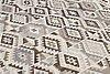A carpet, kilim, 342 x 270 cm.