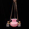 A 19/20th century chandelier.