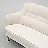 A 'samsas' sofa by carl malmsten.