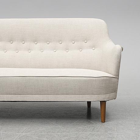 """Carl malmsten, soffa, """"samsas"""", ab o h sjögren, 1900-talets andra hälft."""