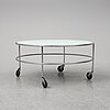 A 'chicago iii' coffee table by gunilla allard, from lammhults, designed 1999.