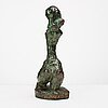Tomas almberg, bronze sculpture, signed t. almberg, numbered iii/v.