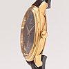 Omega, de ville, prestige, co-axia, chronometer, armbandsur, 39 mm.
