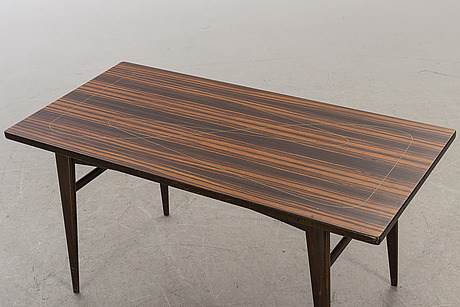 H sundling, a 1950's lounge table for möbelbolaget tranås.