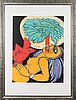 Beverloo corneille, colour lithograph, signed and dated -81, numbered 187/200.