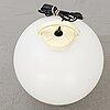"""Isao hosoe, lampa, """"pop art tama"""" formgiven 1975 för valentri luce."""