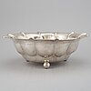 A german early 20th century silver bowl.