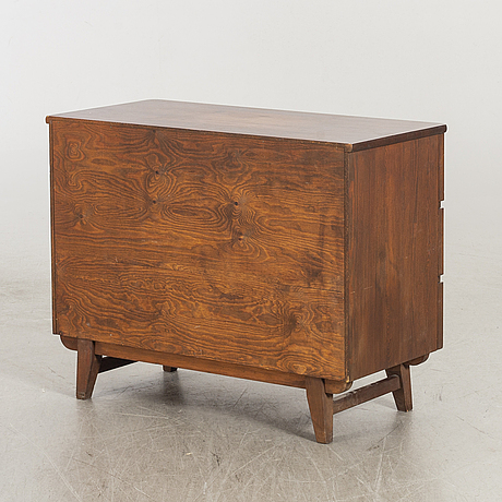 GÖran malmvall, a mid 20th century chest of drawers for  karl andersson & söner.