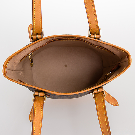 Louis vuitton, bucket pm bag.