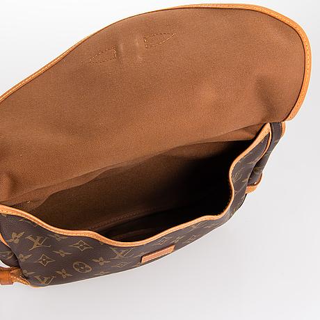 Louis vuitton, 'saumur 30' shoulder bag.