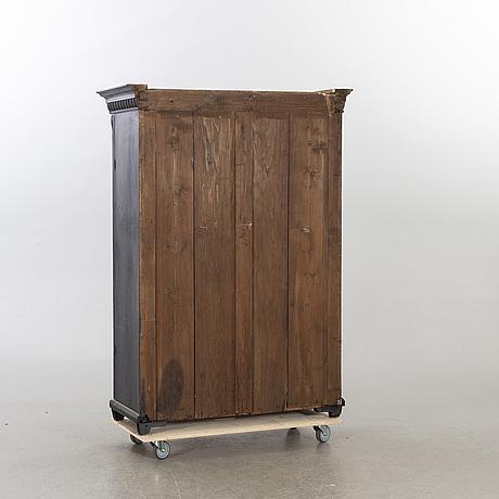 A late 19th century new renaissance wardrobe.