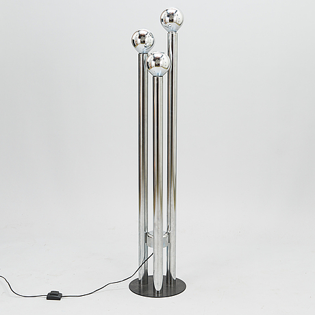 A 1960/1970's floor lamp for habico, finland.