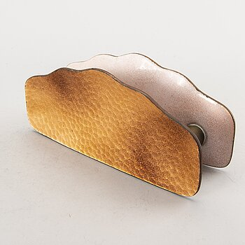 A 1960:s Paolo de Poli door handle for Gio Ponti, Italy.