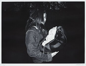 "3. Ann-Sofi Sidén, ""In passing - Lost Maria"", 2007."
