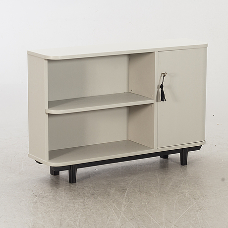 A 1930's bookshelf.