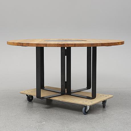 Christer larsson, a 'kungsholmen' dinner table, 2015.