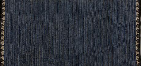 Rakel carlander, matta, rölakan, ca 200 x 140  cm.