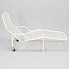 Torsten laakso, an early 21st century 'ironside' sunchair for skanno.