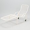 Torsten laakso, an early 21st century 'ironside' sunchair for skanno.