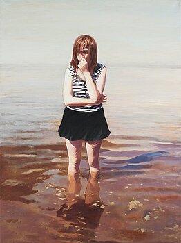 """11. Karin Broos, """"Spegling I""""."""