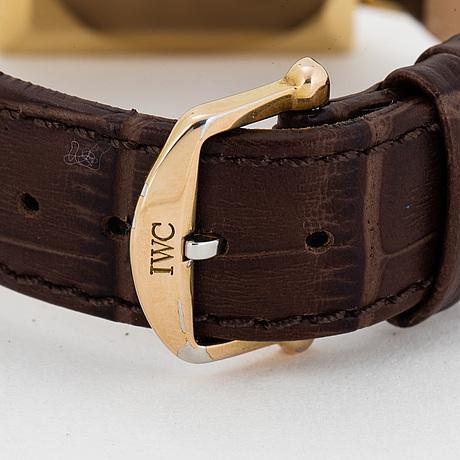 Iwc, international watch co, schaffhausen, wristwatch, 30 mm.