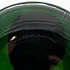 Oiva toikka,  vati, lasia, signeerattu oiva toikka nuutajärvi notsjö.