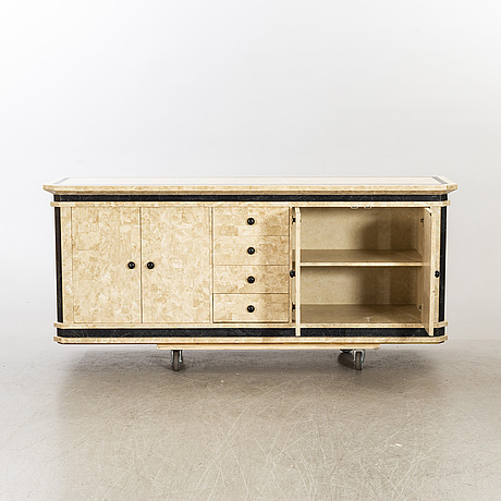 A probably belgian 1970/80's sideboard.