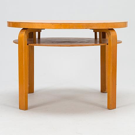 Alvar aalto, a 1940's table for o.y. huonekalu- ja rakennustyötehdas a.b.