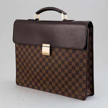 A 'damier ebene altona' briefcase, 1999.